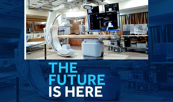 VPS Lakeshore introduces world's most advanced Cath Lab first time in Kerala