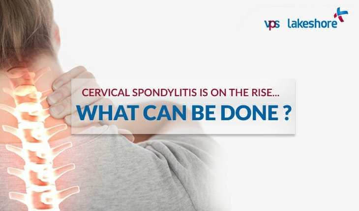 Cervical spondylitis is on the rise... What can be done?