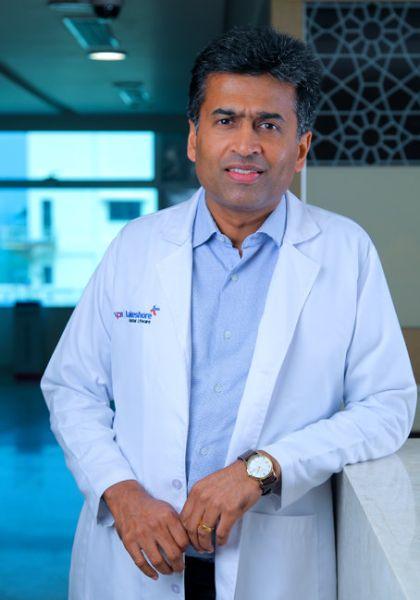 Dr. Julio Chacko Kandathil