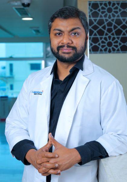 Dr. Mihir Mohan T