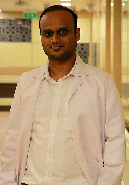Dr. Sujith D S