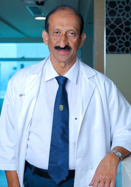 Dr. K. M Mohammed Iqbal