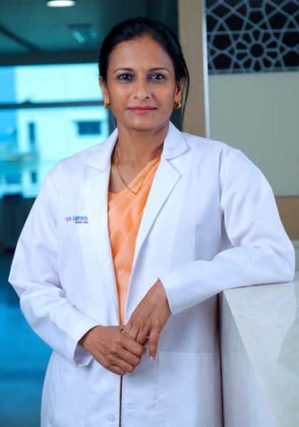 Dr. Nita George