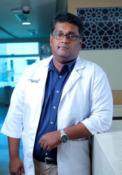 Dr. Pradeep George Mathew
