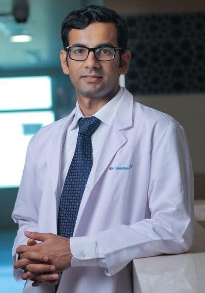 Dr. Abhijith Wakure