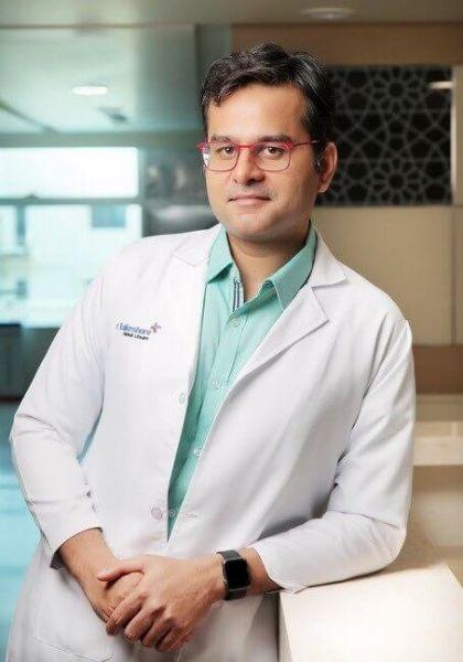 Dr. Abhishek Yadav