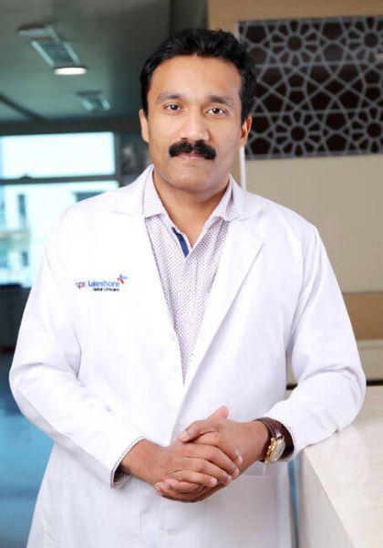 Dr. Anand Kumar V