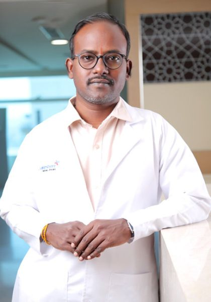 Dr. S. Venketeshwaran