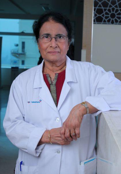 Dr. Molly Johny
