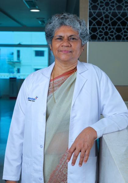 Dr. Reena M D'Couto
