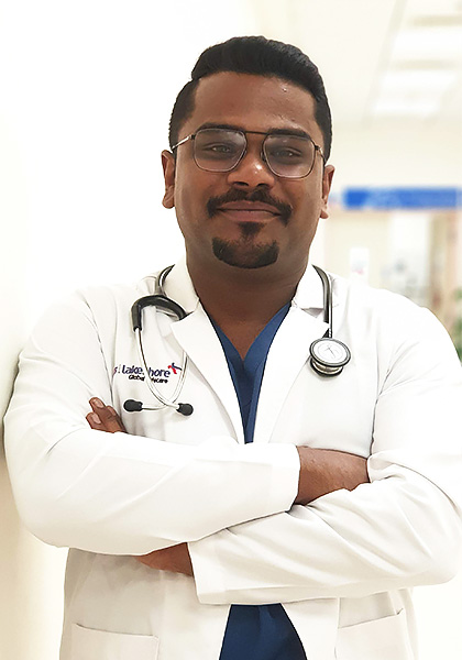 Dr. Kevin Mohan Mathews