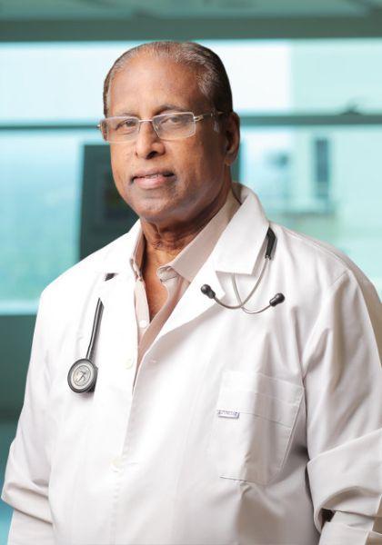 Dr. Mohan  A  Mathew