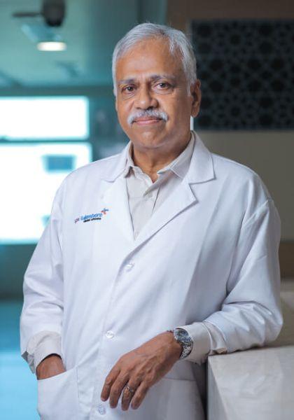 Dr. Sajan P Augustin