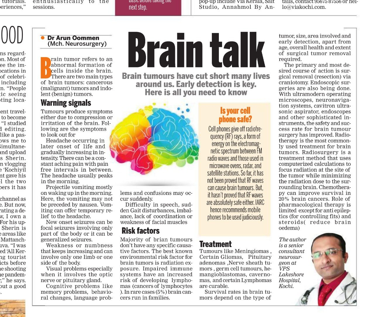All you need to know about Brain Tumours
